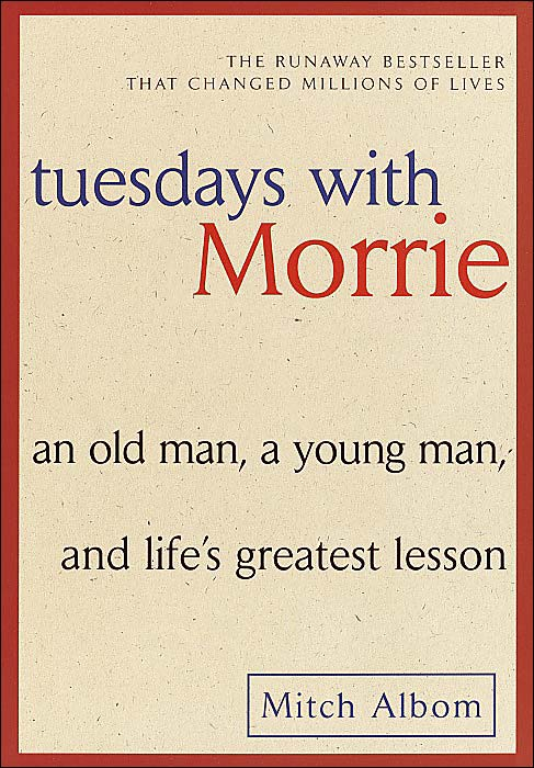 Tuesdays with Morrie book review | AuthenticallyAsh.com