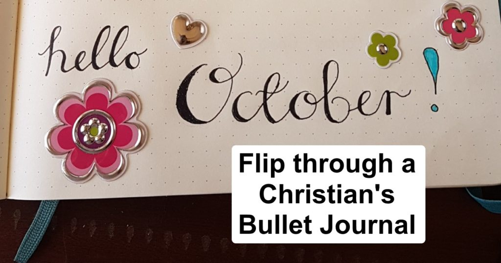 Christian Bullet Journal