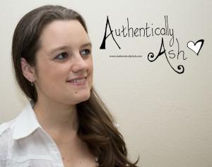 Ashleigh Langhein Letley | www.AuthenticallyAsh.com