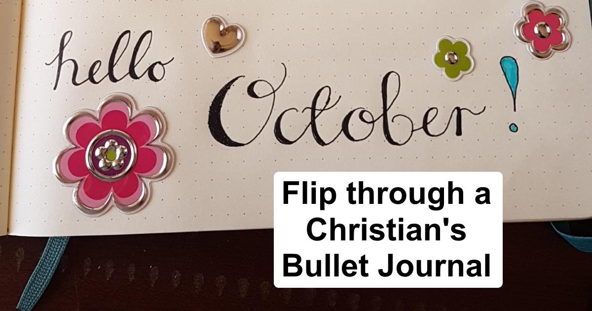 Christian Bullet Journal