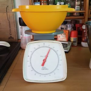 Keith Bentley Kitchen Scale | AuthenticallyAsh.com