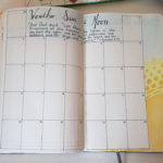 Bullet Journal Weather, Sun and Moon Tracker | AuthenticallyAsh.com