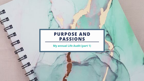 Purpose and Passions